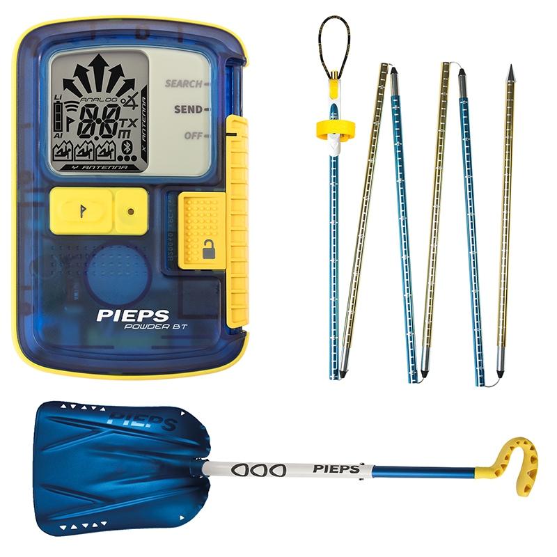 Horolezecké vybavení - PIEPS Set Powder BT