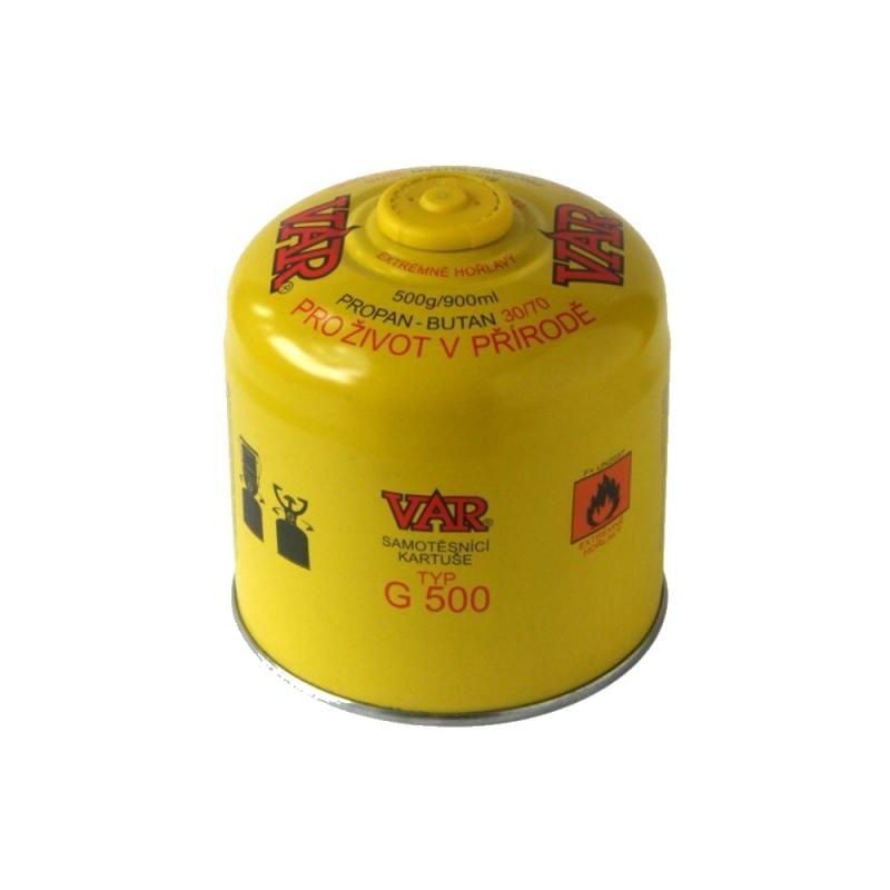 Turistické vybavení - VAR Plynová kartuše VAR CGV 425