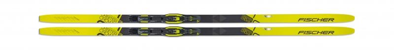 Běžecké lyžování - Fischer ORBITER EF + vázání CONTROL STEP IFP 2019/20