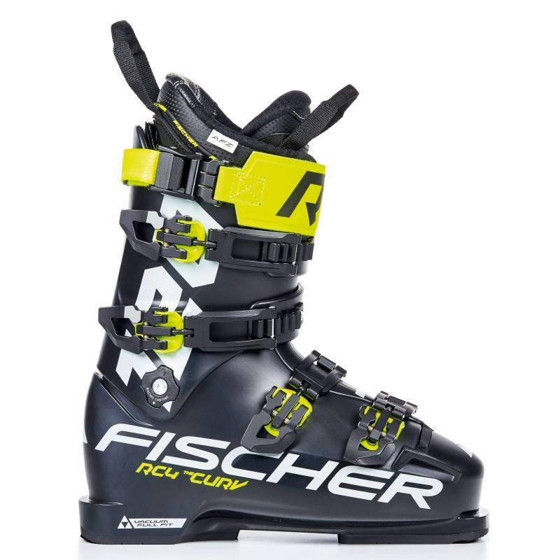 Sjezdové lyžování - Fischer RC4 THE CURV 120 VFF 19/20