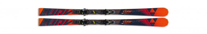 Sjezdové lyžování - Fischer RC4 THE CURV DTX RT + vázání RC4 Z12 PR 19/20