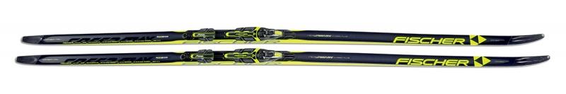 Běžecké lyžování - Fischer SPEEDMAX CLASSIC PLUS MEDIUM + XCELERATOR 2.0 CLASSIC 2016