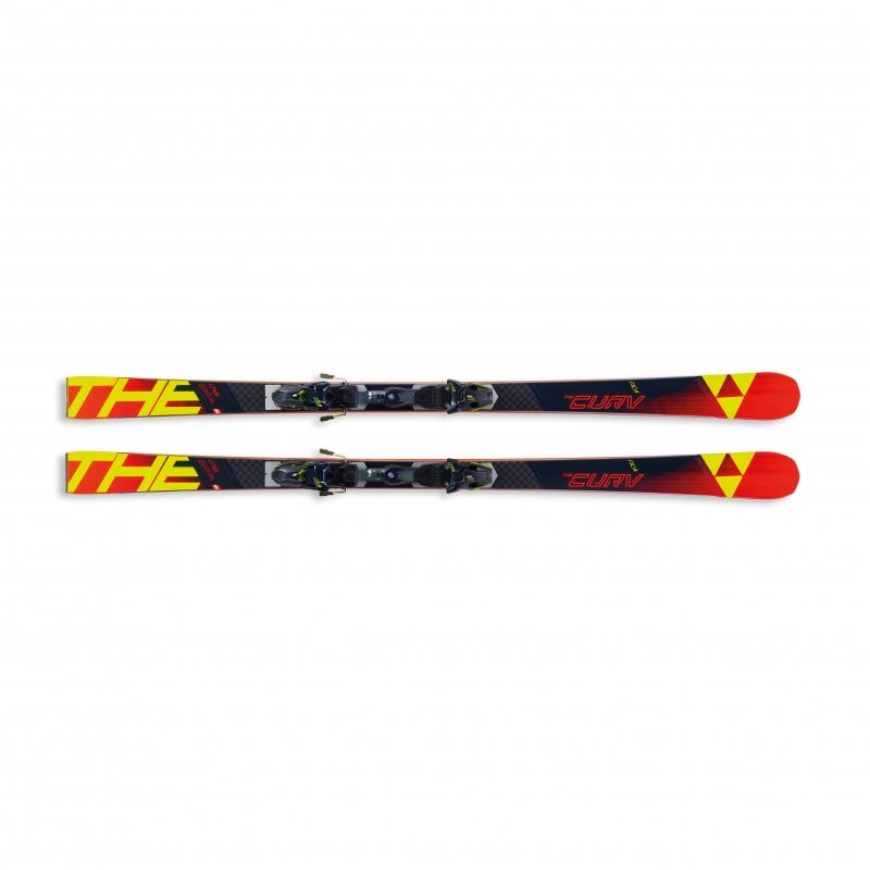 Sjezdové lyžování - Fischer RC4 THE CURV CB + RC4 Z13 FF 2018/19