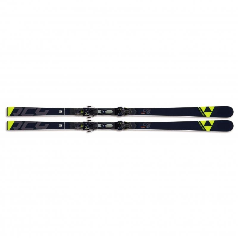 Sjezdové lyžování - Fischer RC4 WORLDCUP GS MEN CURV BOOSTER 19/20
