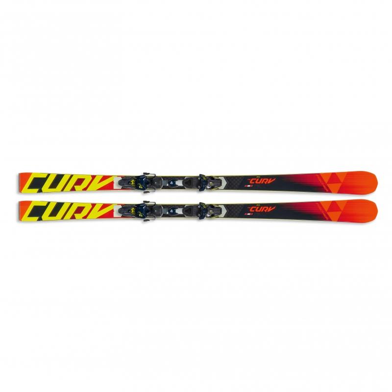 Sjezdové lyžování - Fischer RC4 THE CURV CB + vázání RC4 Z13 FF 19/20
