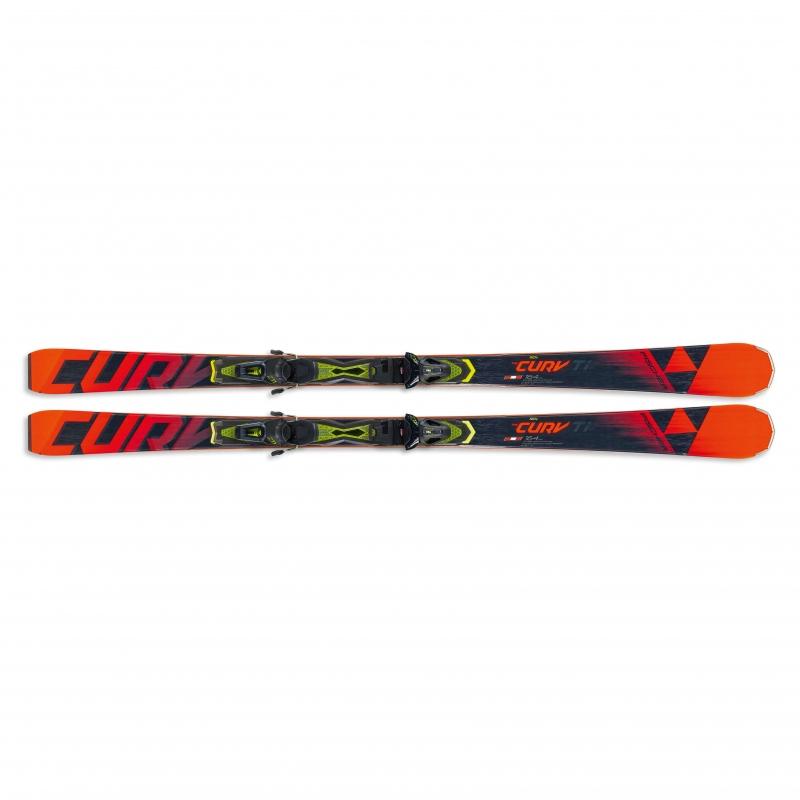 Sjezdové lyžování - Fischer RC4 THE CURV TI AR + vázání RC4 Z11 PR 19/20