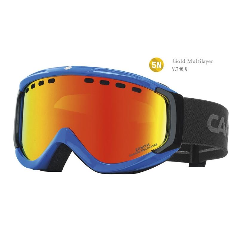 Sjezdové lyžování - Brýle Carrera ZENITH (filtr: gold multilayer) 2017/18