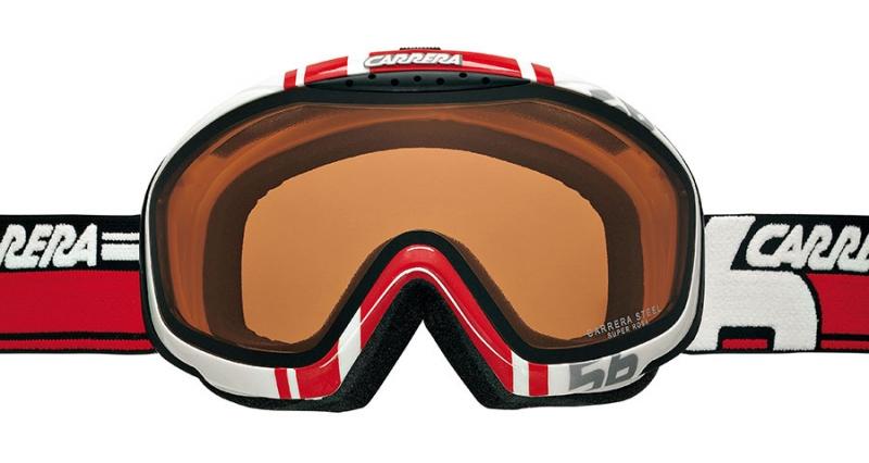 Sjezdové lyžování - Carrera STEEL s filtrem Silver flash
