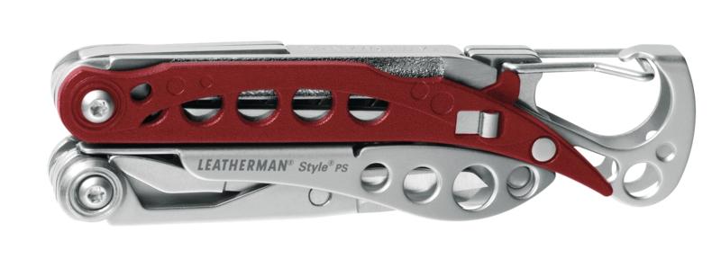 Turistické vybavení - Leatherman STYLE PS RED