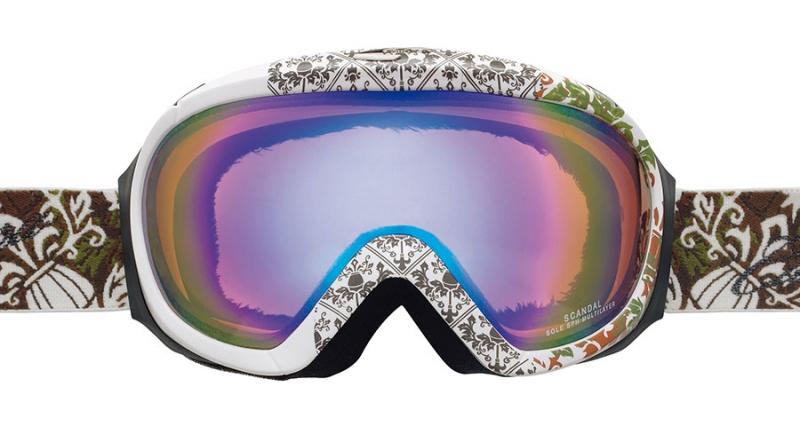 Sjezdové lyžování - Carrera SCANDAL s filtrem Luna SPH multilayer
