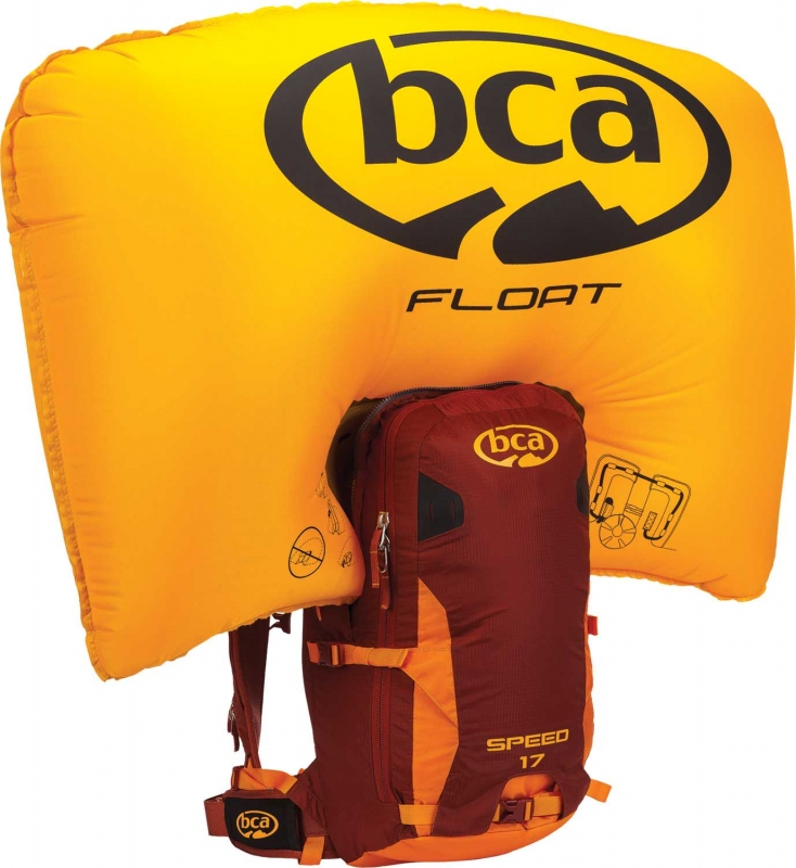Horolezecké vybavení - BCA FLOAT 2.0 - 17 SPEED