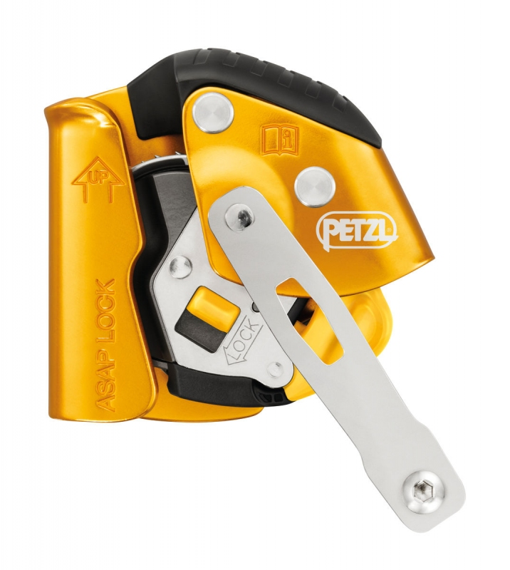 Výškové práce - Petzl Asap Lock