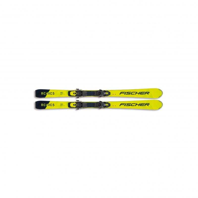 Sjezdové lyžování - Fischer RC4 RCS JR M/O JR + RC4 Z9 20/21