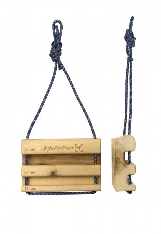 Lezecké vybavení - Metolius Wood Rock Rings