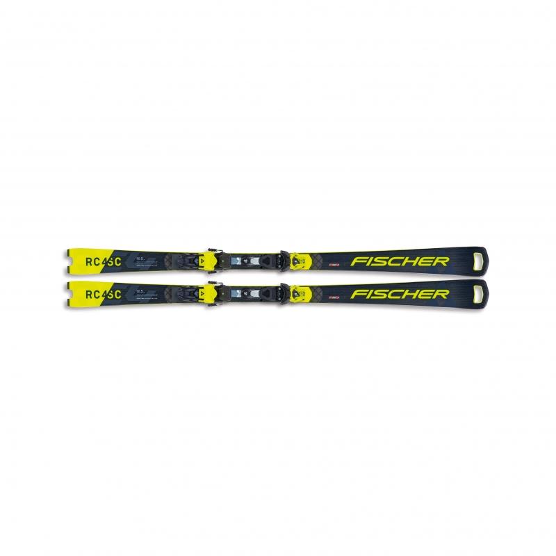 Sjezdové lyžování - Fischer RC4 WC SC PRO + RC4 Z13 FF 20/21