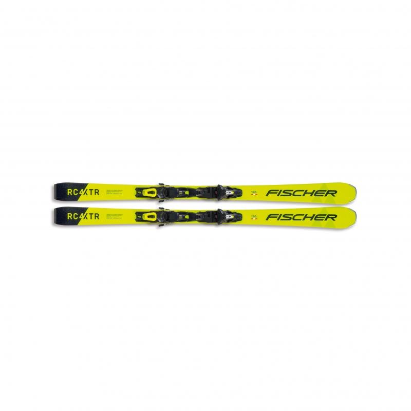 Sjezdové lyžování - Fischer XTR RC4 RT + RS10 PR 20/21
