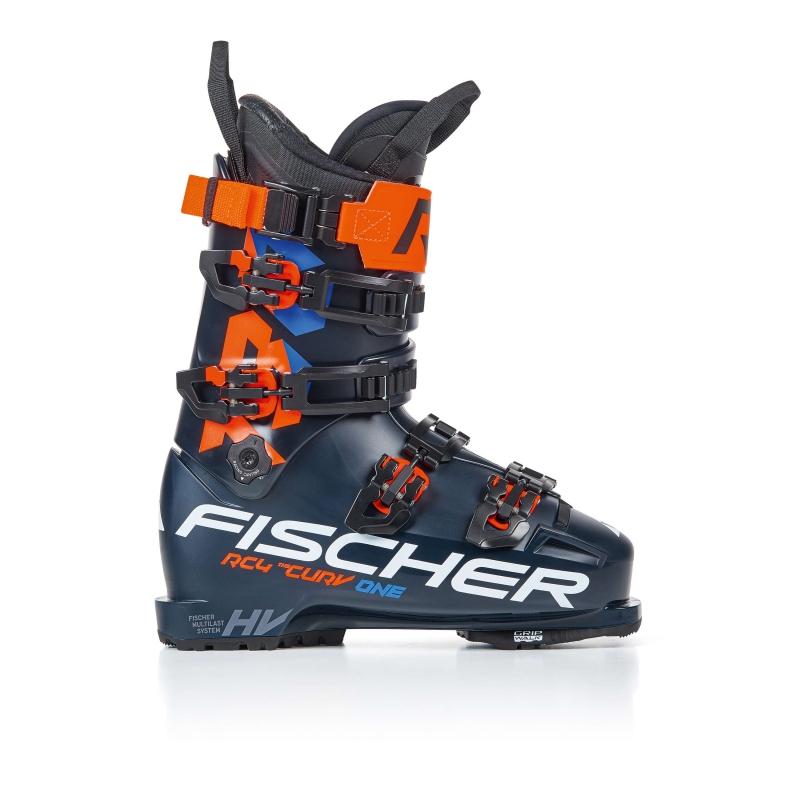 Sjezdové lyžování - Fischer RC4 THE CURV ONE 130 VACUUM WALK 20/21