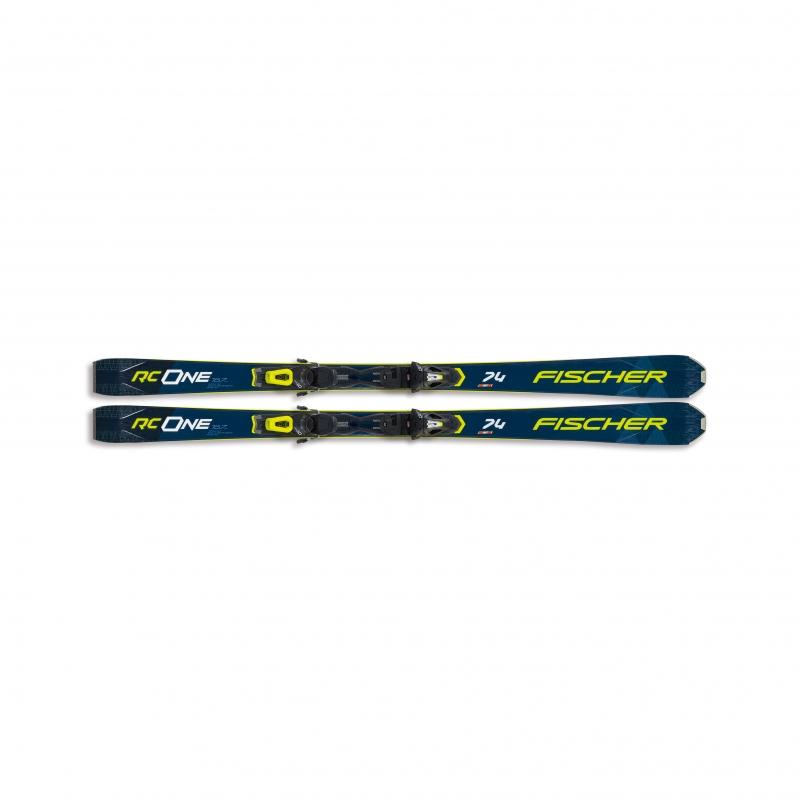Sjezdové lyžování - Fischer RC ONE 74 AR + RS 10 PR 20/21