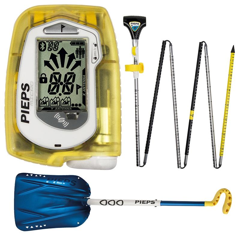 Horolezecké vybavení - PIEPS Set Fastest RESCUE System