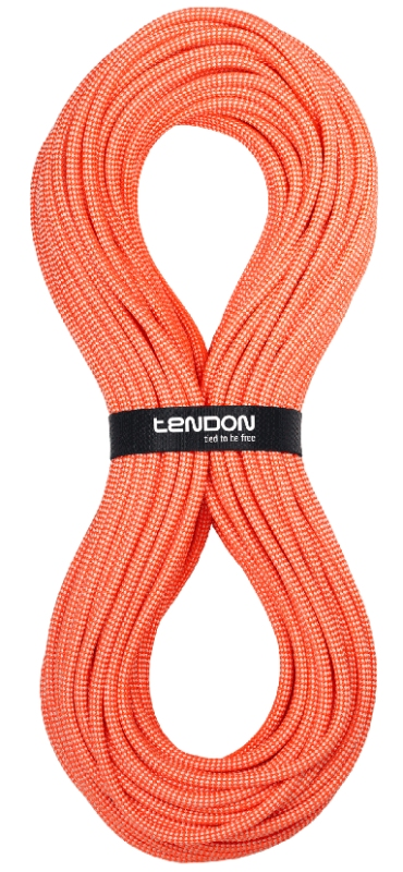 Lezecké vybavení - Tendon Canyon Dry 9 Complete shield 100m