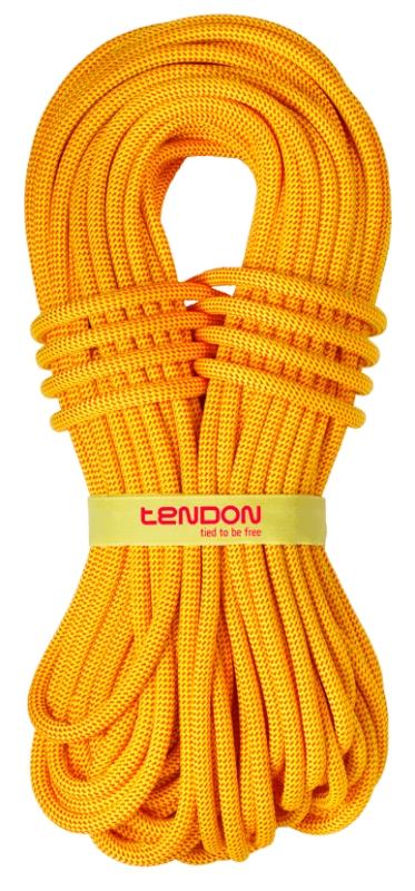 Lezecké vybavení - Tendon Ambition TeFIX 10,2 Standard 80m