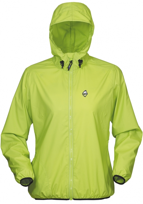 High Point Breeze Lady Jacket - lime green XS