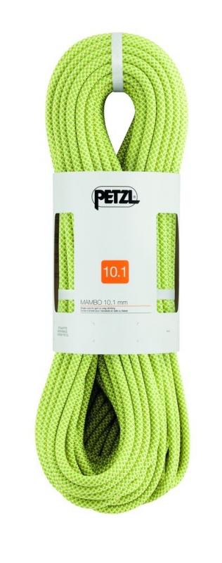Lezecké vybavení - Petzl Mambo 10,1