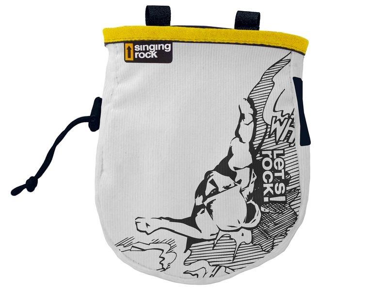Lezecké vybavení - Singing Rock Comic Chalk Bag