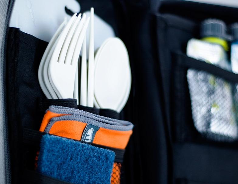 Turistické vybavení - GSI Outdoors Destination kitchen kit set 24