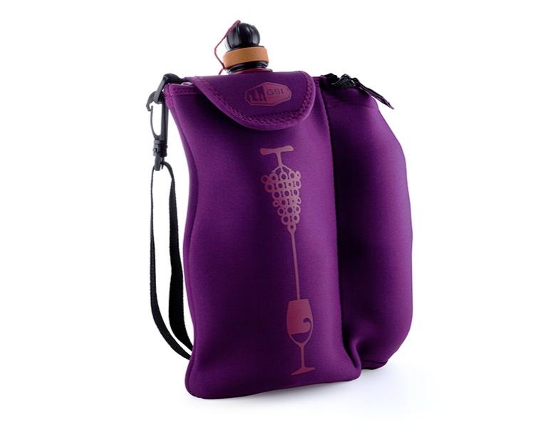 Turistické vybavení - GSI Outdoors Wine Glass Gift set - Terroir