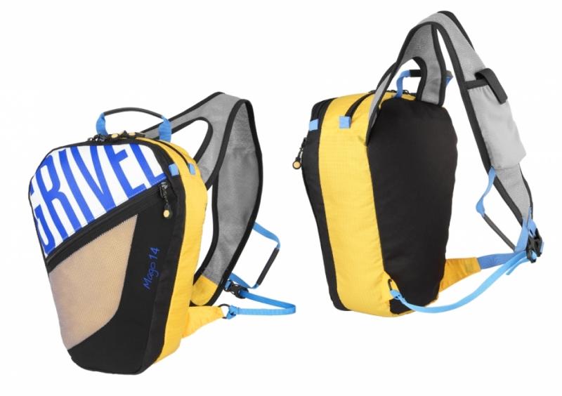Batohy a tašky - Grivel Mago 14