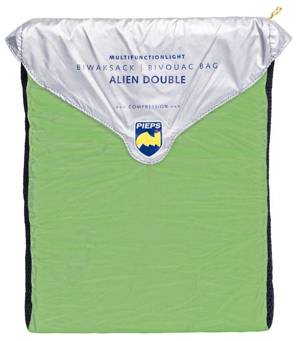 Turistické vybavení - PIEPS Bivi Bag MFL Double alien