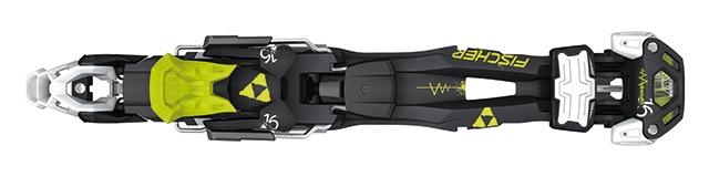 Sjezdové lyžování - Vázání Fischer ADRENALIN 16 W/O BRAKE LONG 2015/2016