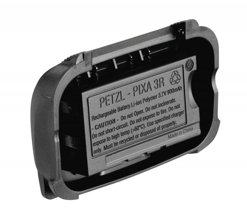 Turistické vybavení - PETZL Akumulátor pro Pixa 3R