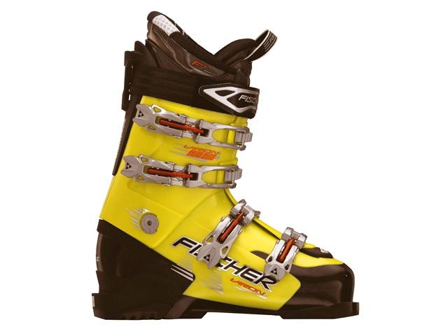 Sjezdové lyžování - Sjezdové boty Fischer VIRON 95 2009/2010