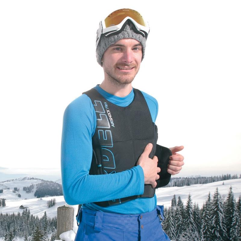 Sjezdové lyžování - Komperdell BALLISTIC AIRSHOCK FLEX 2.0 PROTECTOR VEST