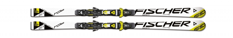 Fischer RC4 WORLDCUP GS JR. + RC4 Z9 2014/15 - 135 cm
