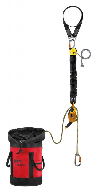 Výškové práce - PETZL Jag Rescue Kit