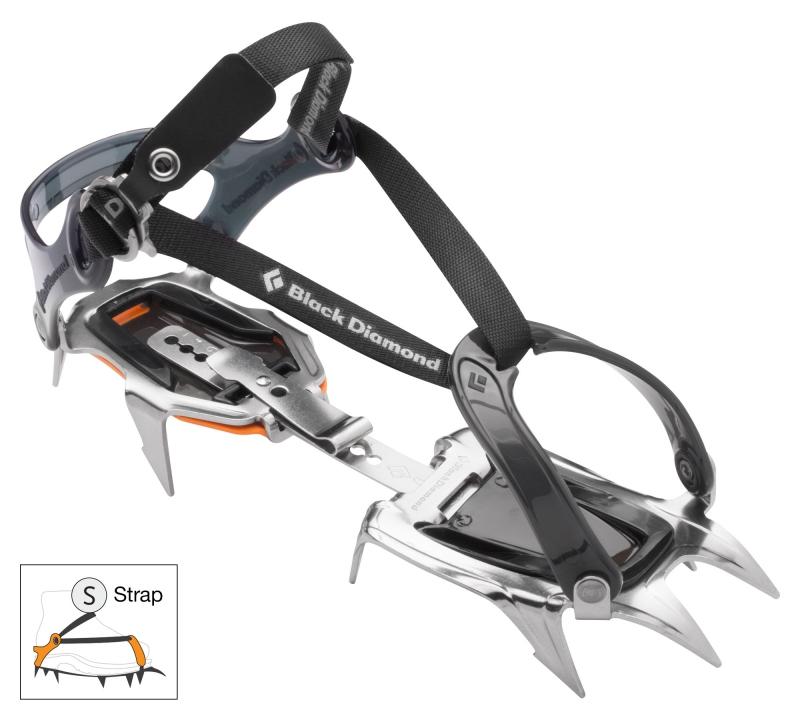 Horolezecké vybavení - Black Diamond CONTACT STRAP