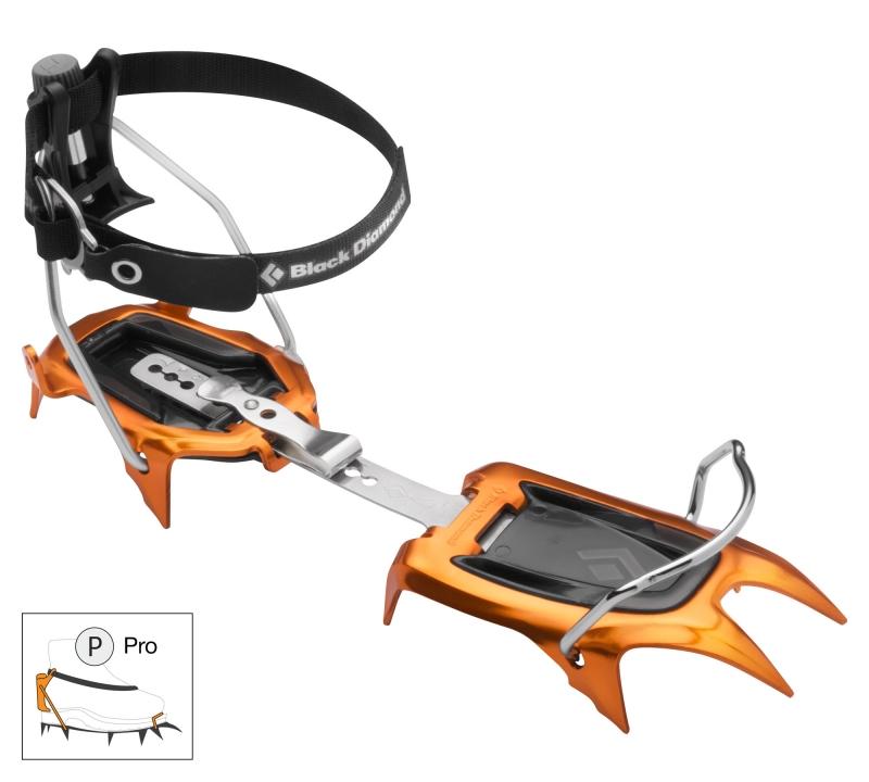 Horolezecké vybavení - Black Diamond NEVE PRO