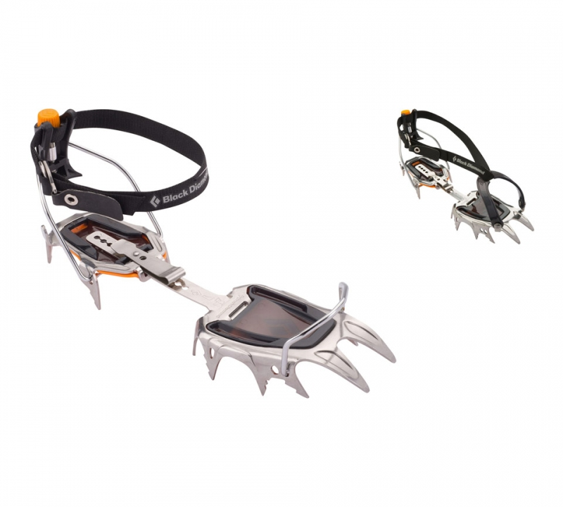 Horolezecké vybavení - Black Diamond SABRETOOTH PRO