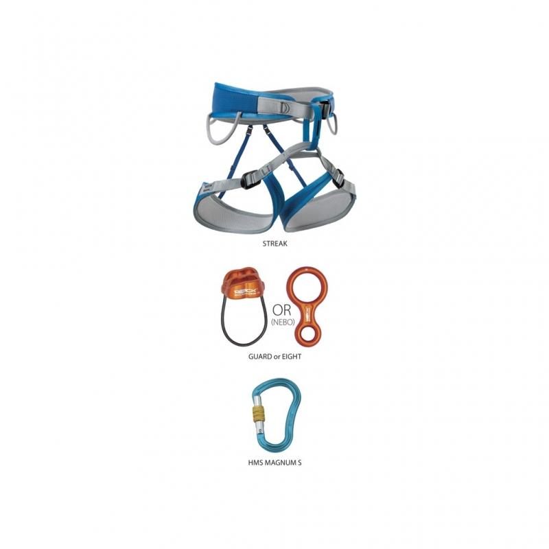 Lezecké vybavení - Rock Empire Climbing Basic SET