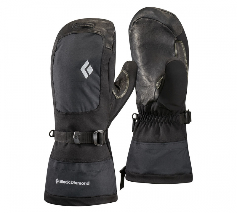 IMPORT Black Diamond - Black Diamond MERCURY MITTS