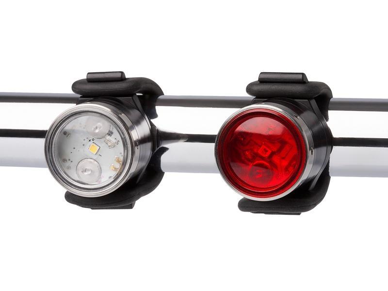 LED Lenser B2R přední + zadní