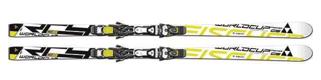 Sjezdové lyžování - Fischer RC4 WC  GS WOMEN WCP low STIFF (pouze lyže)