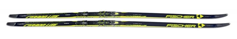 Běžecké lyžování - Fischer CARBONLITE CLASSIC COLD MEDIUM 2016/17
