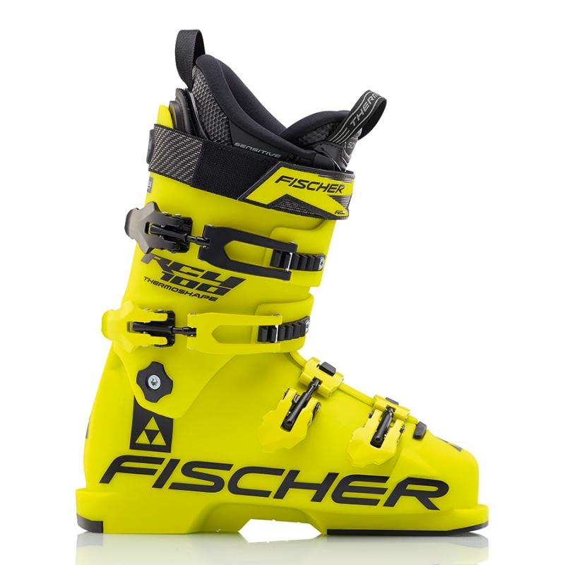 Sjezdové lyžování - Fischer RC4 100 THERMOSHAPE 2016/17