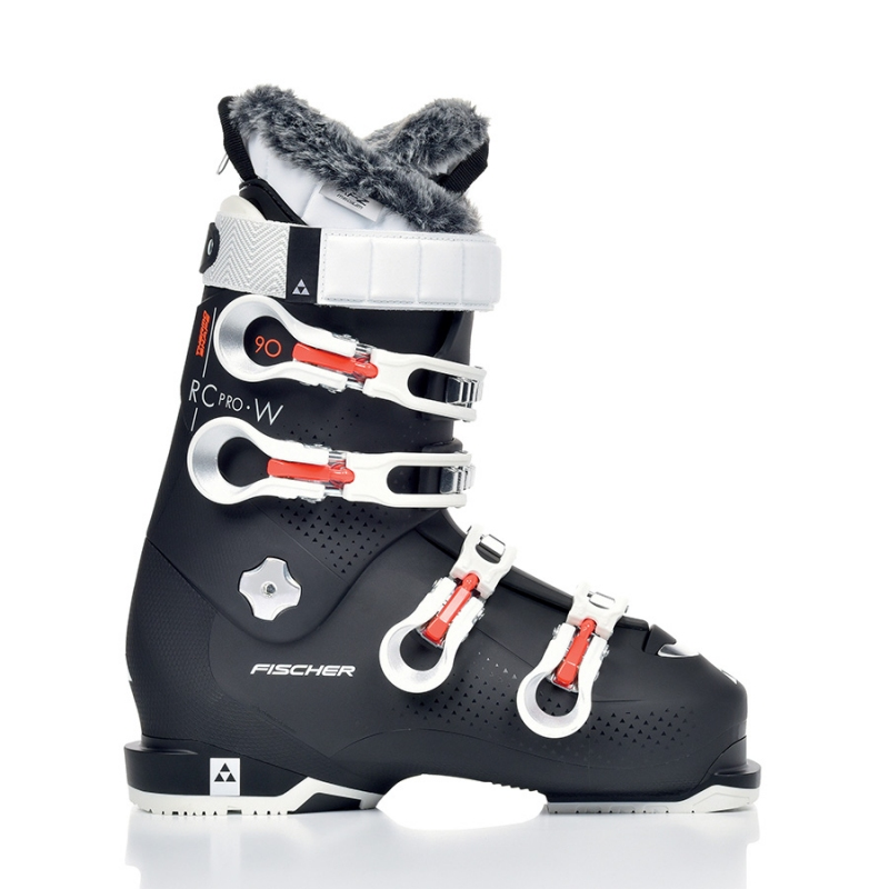Sjezdové lyžování - Sjezdové boty Fischer RC PRO W 90 THERMOSHAPE 2016/17