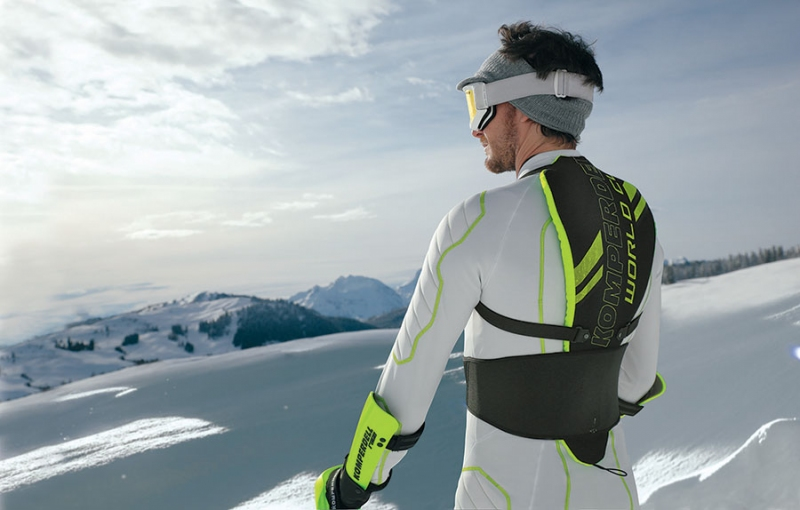 Sjezdové lyžování - Komperdell FIS APPROVED PROTECTOR PACK