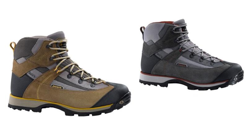 Dolomite trekové boty STELVIO EVO GTX - UK 10,5 hnědá